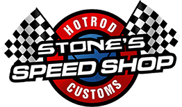 Stones Speed Shop Logo